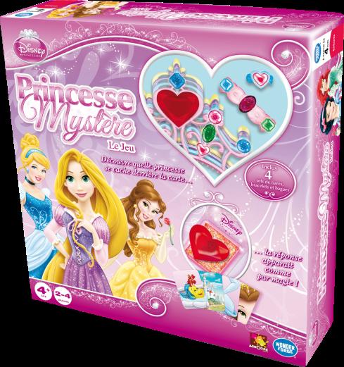 Princesse Mystère