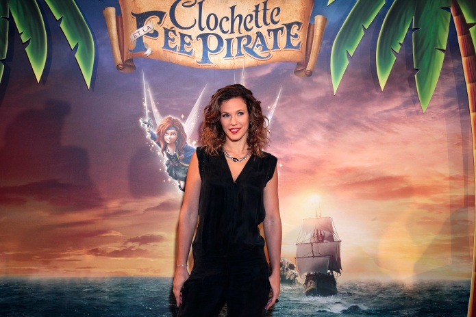 "Avant-premi?re du film ""CLOCHETTE ET LA FEE PIRATE"" au Gaumont Champs Elys?es"